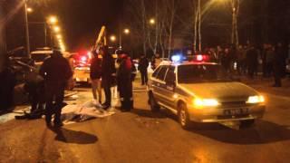Жуткое ДТП с двумя погибшими произошло в Пензе в ночь на 15 марта