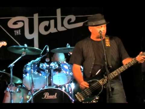 "Brad Curtis & The SOME x 6 Band  ""Shades Of Blue""  LIVE @ THE YALE HOTEL - 2009"