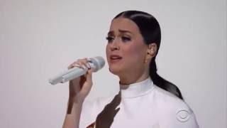 Katy Perry - By The Grace Of God (Live Grammy 2015)