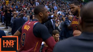 Dwyane Wade Flash Mode Activated / Cavaliers vs Bucks