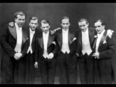 Wochenend Und Sonnenschein - Comedian Harmonists