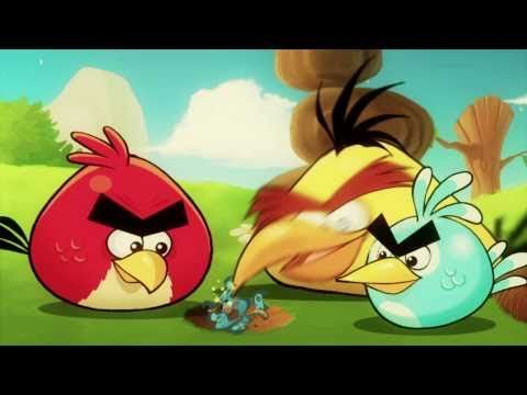 Angry Birds & The Mighty Eagle Mp3