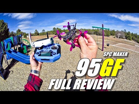 spc-maker-95gf-micro-fpv-racing-drone--full-review--unboxing-inspection-flight--crash-test