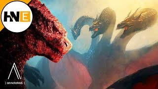 Why Godzilla Hates King Ghidorah | Godzilla King of the Monsters
