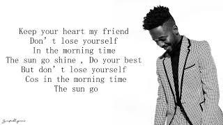 Johnny Drille   Shine (Lyrics)