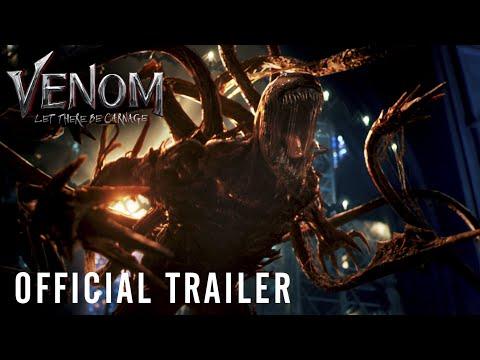 Venom: La furia di Carnage – Il trailer ufficiale