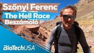 Szőnyi Ferenc - The Hell Race versenybeszámoló