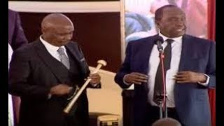 KANU's Jogoo to keep crowing as Raymond Moi gives power button to young Gideon Moi | PRESS REVIEW