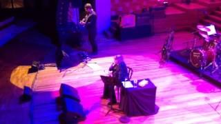 Marianne Faithfull (Love More or Less) 50th tour Barcelona