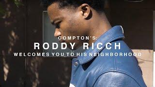 "#CivilTV - Roddy Ricch ""Welcome To My Neighborhood"""