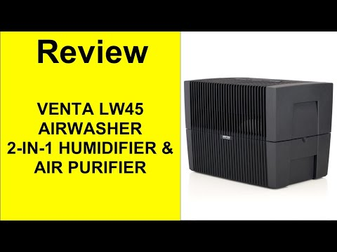 Review Venta Airwasher LW45