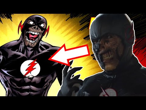 Who is the Black Flash? - The Flash Season 3