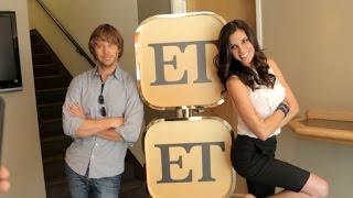 Daniela Ruah et Eric Christian Olsen pour ETonline.com (novembre 2014)