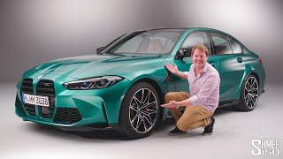 BMW M3 (G80) 2020 - dabar