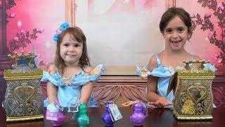 Princess NEW Toys: Disney Princess Cinderella, Disney Princess Belle, Shimmer and Shine Genies
