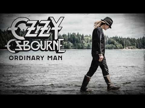 Ozzy Osbourne   Ordinary Man Audio ft  Elton John