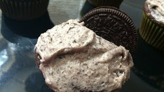 oreo cookies and cream frosting recipe