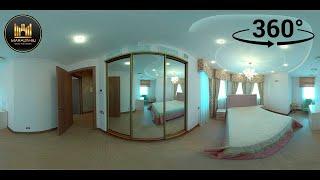 360 ролик 4к квартиры в Ростове-на-Дону на Портовой