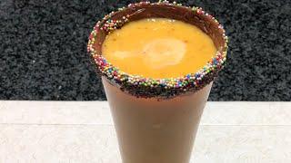 Utengezaji wa smoothie ya tende na matunda tamu na rahisi sanaa | Juice ya tende na matunda.