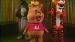 Disney Character Training - Winnie the Pooh and Pals at Disneyland