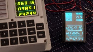 Apollo AGC Part 20: Electroluminescent DSKY display and PIPA accelerometers