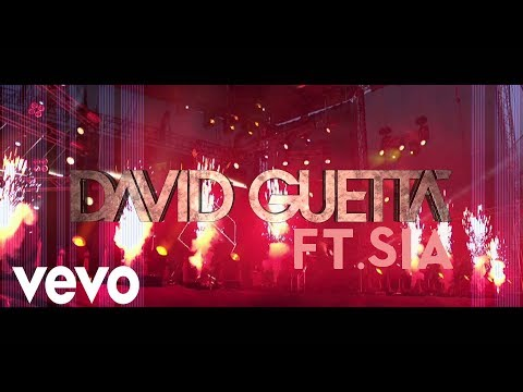 David Guetta & Sia - Flames (Official Video Music)