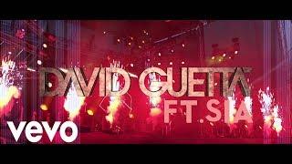 David Guetta & Sia   Flames (Official Video Music)