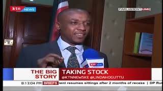 Should major political parties be allowed to nominate IEBC officials | THE BIG STORY