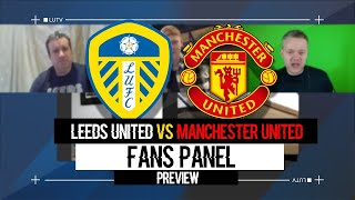 """I'm going for a Leeds win!"" 