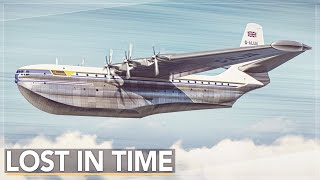 What Happened To Giant Flying Boats? Saunders-Roe Princess Story