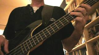 Rolling And Tumbling - Dr. Feelgood [Bass Cover]