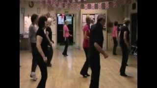 Never Loved Before Line dance