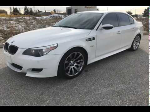 Buy Used Cars Toronto >> 2008 BMW 5-SERIES 500 HP|LOW KMS|LEATHER|GLASS SUNROOF ...