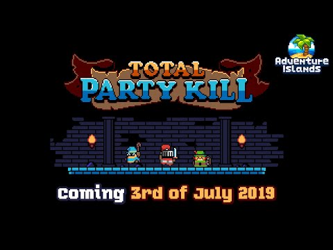 Total Party Kill - Reveal Trailer thumbnail