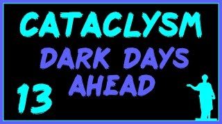 Cataclysm: DDA #13 - Подскажите, Как Пройти в Библиотеку?!
