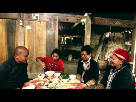คนเบิกทาง : ศูนย์รวมชนเผ่าเมืองซาปา ประเทศเวียดนาม 29 ธ.ค.57 (2/4)