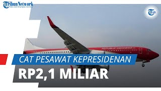 Rencana Cat Ulang Pesawat Kepresidenan Butuh Dana Hingga Rp2,1 M, Pengamat: Kurang Sense of Crisis