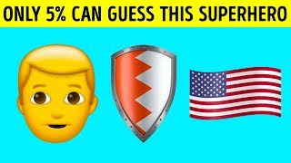 GUESS THE EMOJI! Only 5% Pass This Emoji Challenge
