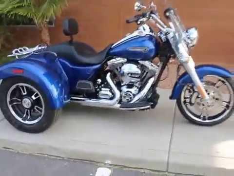2015 Harley-Davidson Freewheeler™ in Kingman, Arizona