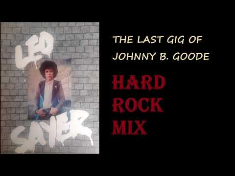 Leo Sayer - RARE version of Johnny B. Goode