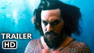 "JUSTICE LEAGUE ""Aquaman Underwater"" Trailer (2017) Jason Momoa, Movie HD | Kholo.pk"