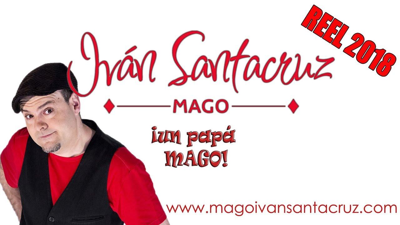 VÍDEO REEL MAGO IVÁN SANTACRUZ | UN PAPÁ MAGO | MAGIA | Is Family Friendly