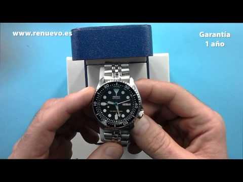 Rellotge SEIKO Scuba Divers de segona mà