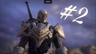 Прохождени Infinity Blade 3  #2 - Большая наглость