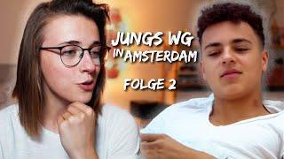 Ruben ist krank :( JUNGS WG in Amsterdam | Folge 2