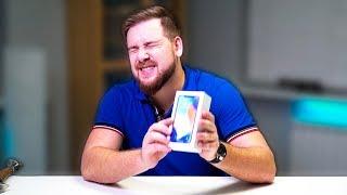 Купил ПОСЛЕДНИЙ iPhone X!