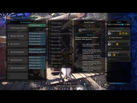 MHW/ Taroth Assault \