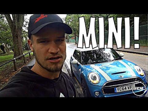 2015 MINI COOPER SD ROADTRIP REVIEW!