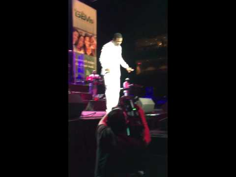 Keith Sweat: Feeling a Little Horny in Las Vegas