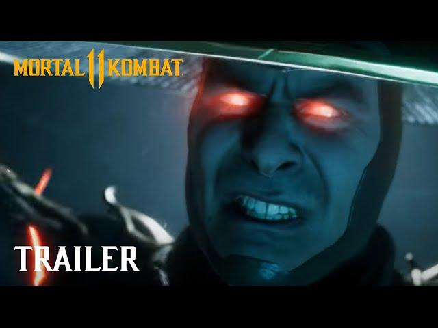Mortal Kombat 11 Story Prologue Trailer